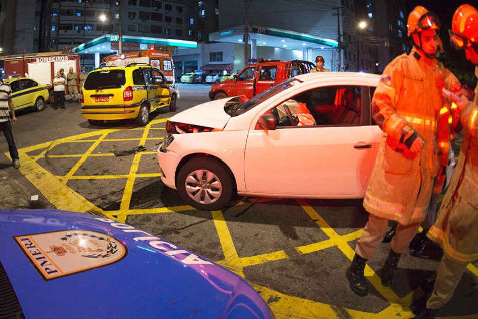 Auf dem Rückweg ins Olympische Dorf sind zwei Deutsche verletzt worden. (Symbolbild)