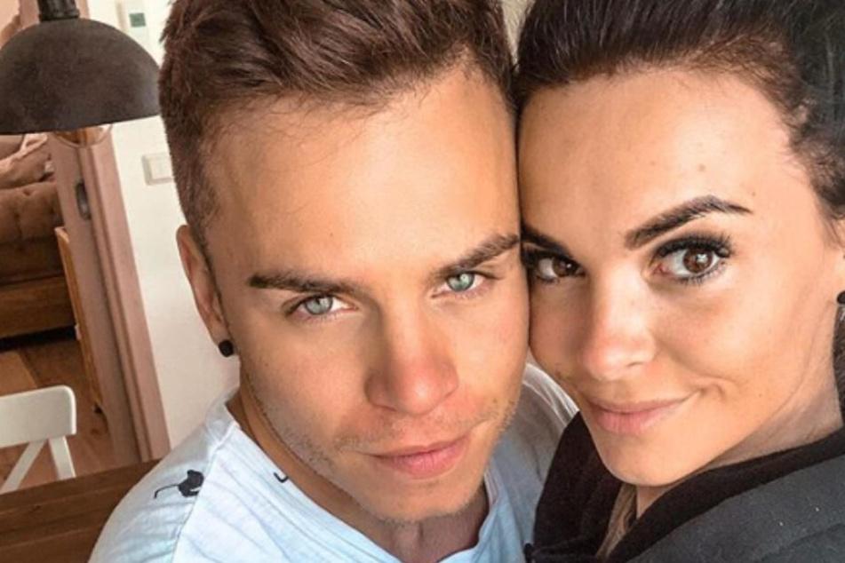 Seit dem 16. Juni ist es offiziell: Denisé Kappès und Henning Merten sind ein Paar.