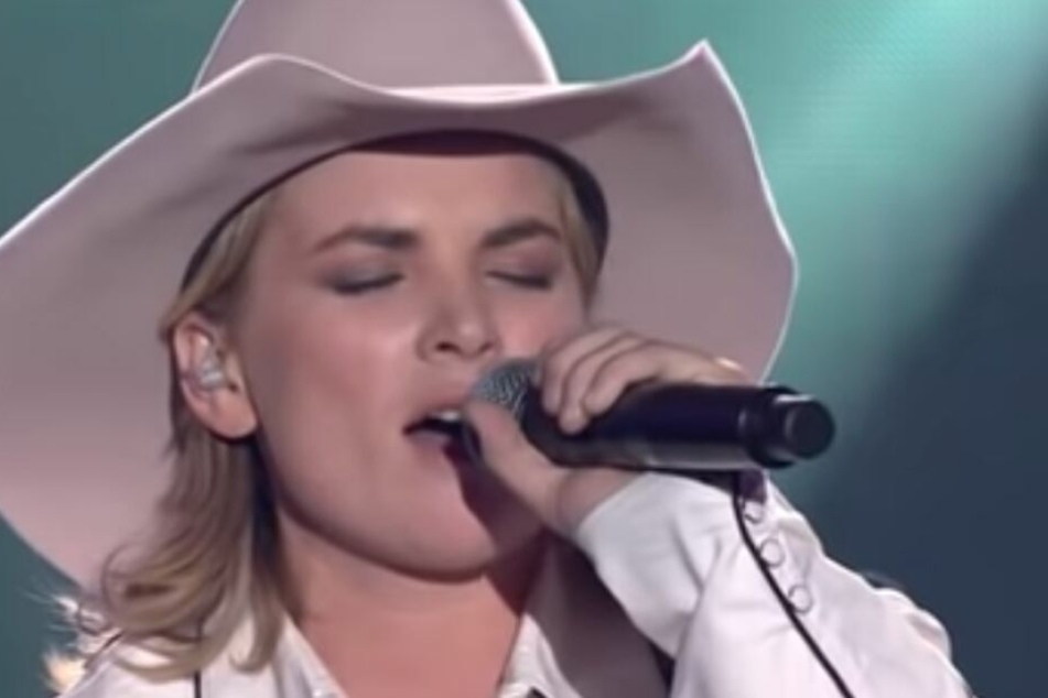 """Kate Cook (†36) nahm 2009 an """"Australian Idol"""" teil."""