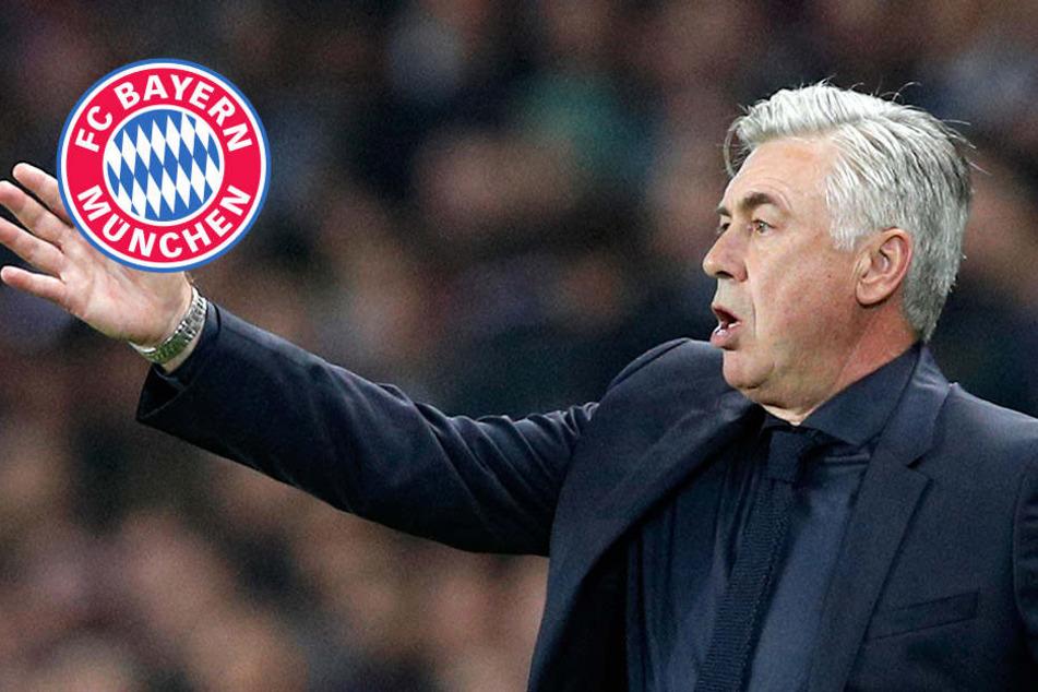 Paukenschlag beim FC Bayern: Trainer Ancelotti entlassen!