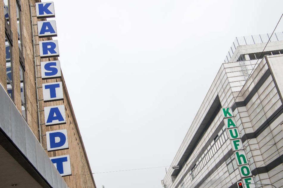 Urknall nach Fusion: Karstadt wirft Kaufhof-Chefs raus