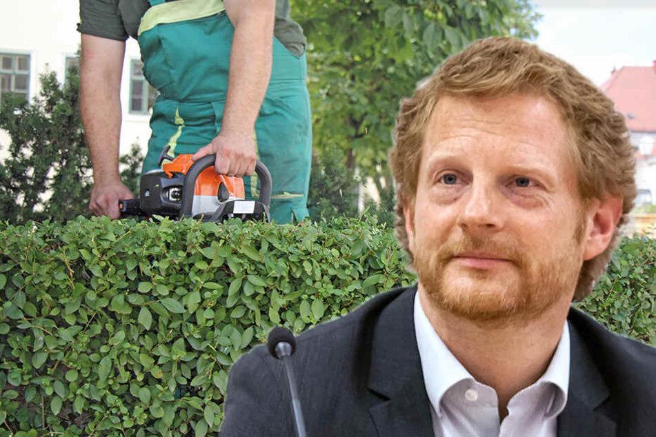 Fremdfirmen zu teuer: Chemnitz will wieder Hausmeister beschäftigen