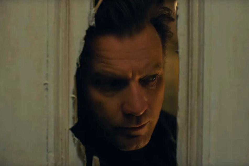 Ikonisch: Danny Torrance (Ewan McGregor) auf den Spuren seines Vaters Jack (1980 von Jack Nicholson verkörpert).