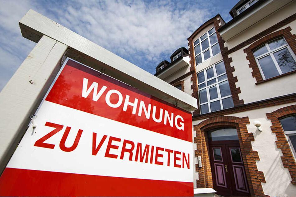 Fast 14.000 freie Wohnungen gibt es in Chemnitz.