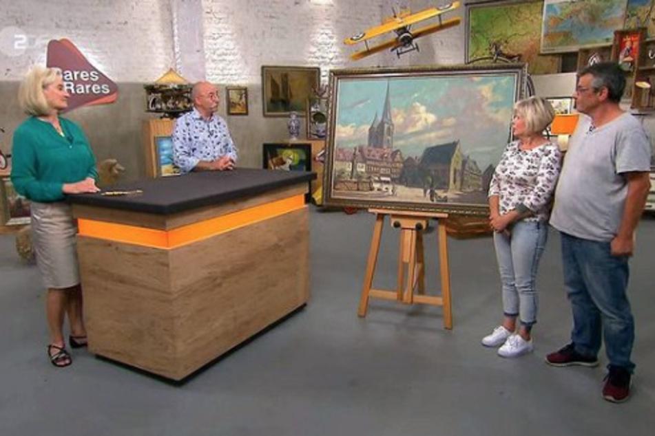 """Nach Entdeckung bei """"Bares für Rares"""": Halberstadt bekommt Gemm-Gemälde"""