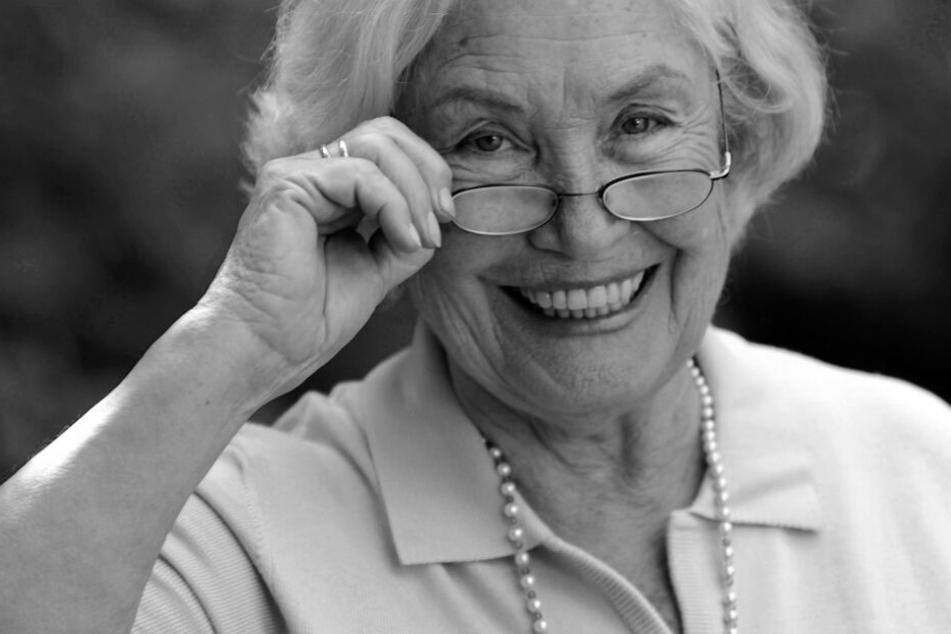 Schauspielerin Ellen Schwiers nach schwerer Krankheit gestorben