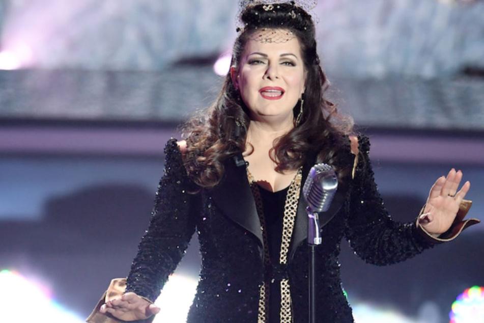 """So wollen alle Schlager-Fans Marianne Rosenberg (63, """"Er gehört zu mir"""") schnell wieder sehen: Live auf der Bühne."""