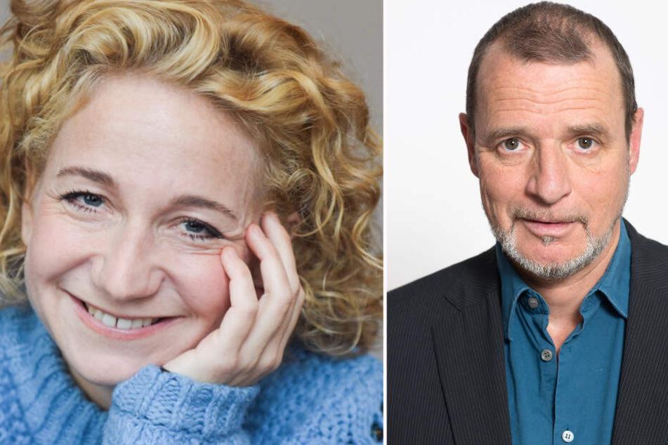Natalie Hünig wird Saskia Esken am Nockherberg spielen, Christian Buse wird Norbert Walter-Borjans darstellen.