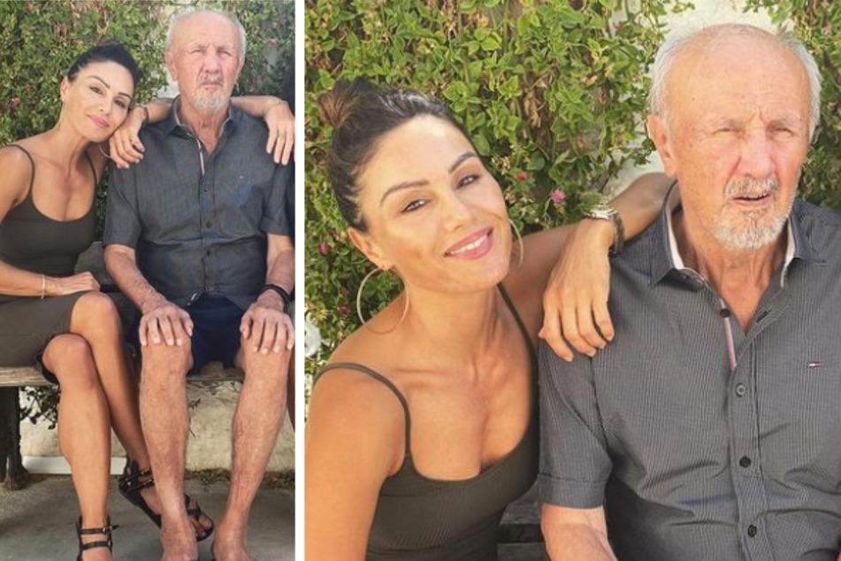 Nazan Eckes (45) besuchte ihren an Alzheimer erkrankten Vater in der Türkei.