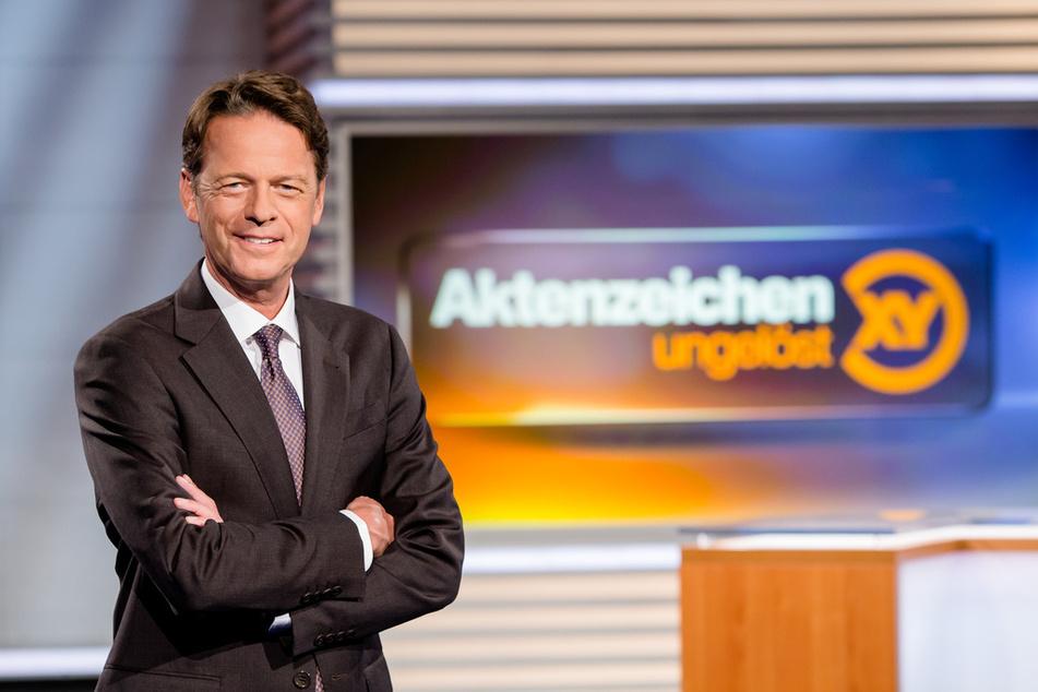 """Rudi Cerne (62) moderiert schon seit 2002 die ZDF-Sendung """"Aktenzeichen XY... ungelöst""""."""