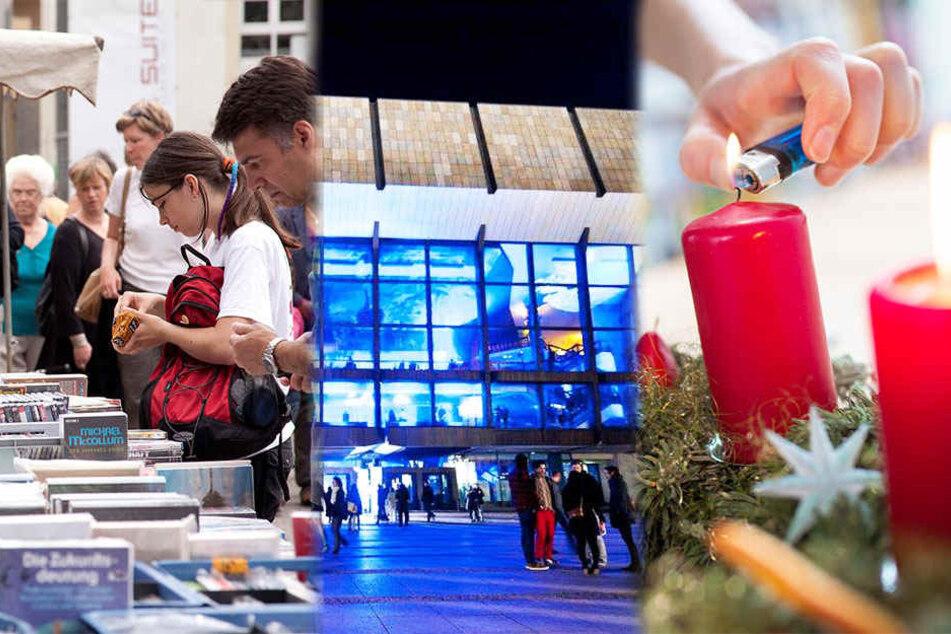 Hier gibt's die besten Tipps für euren Samstag in Leipzig!