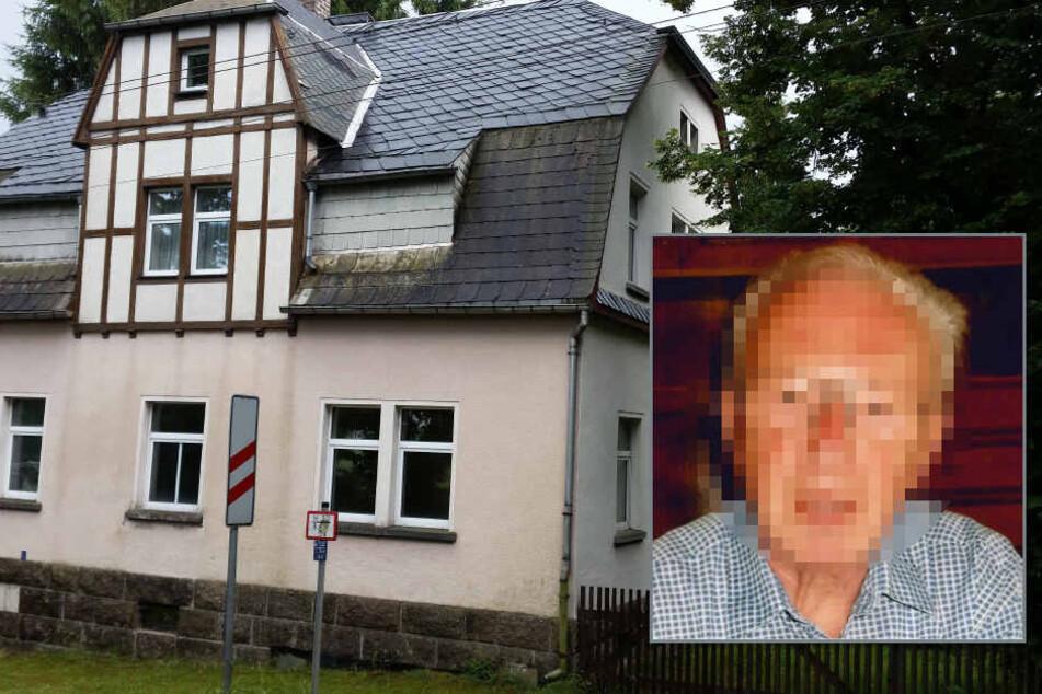 Frank T. († 72) wurde in seinem eigenen Haus erstochen.