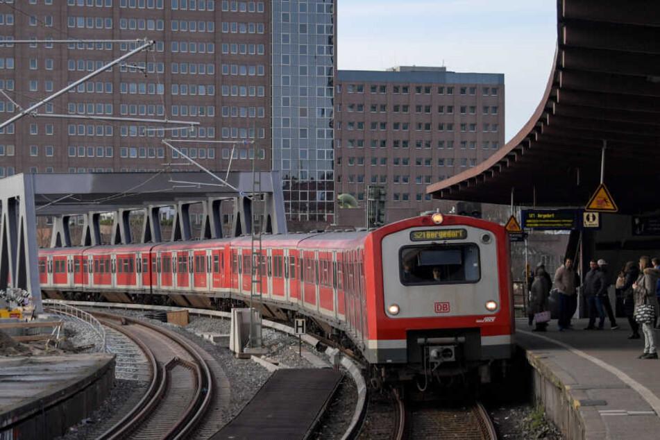 HVV: Zweiwöchige Sperrung betrifft drei S-Bahn-Linien