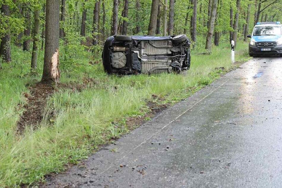 Die genaue Ursache des Unfalls ist bislang noch ungeklärt.