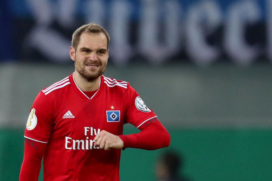 Pierre-Michel Lasogga ist Hamburgs bester Torschütze.