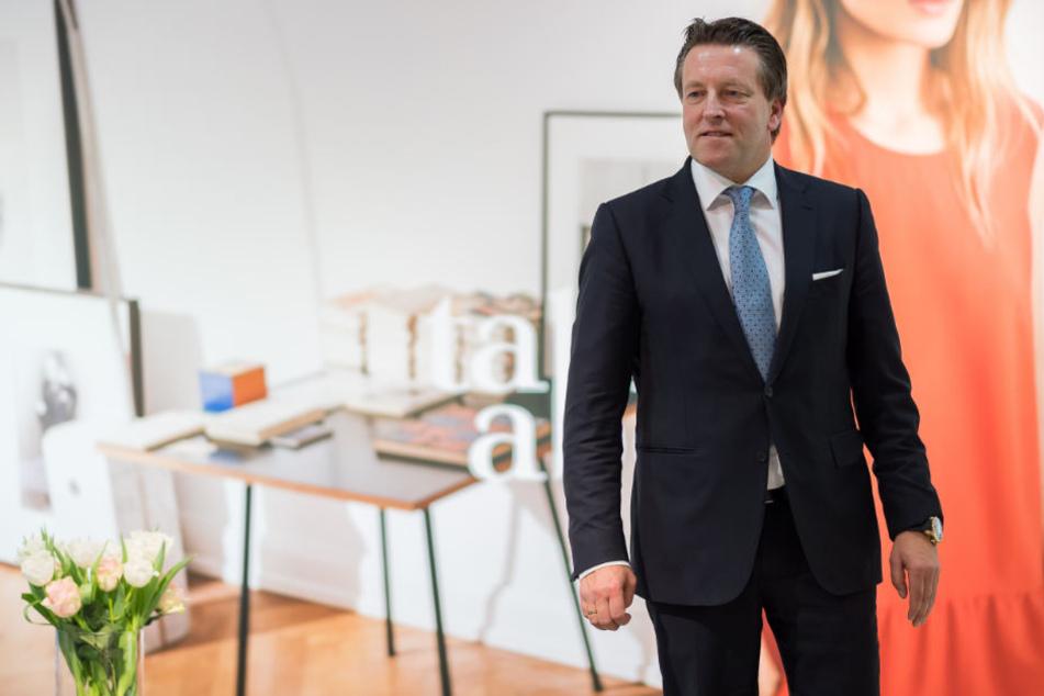 Ralf Weber ist Vorstandschef bei Gerry Weber.