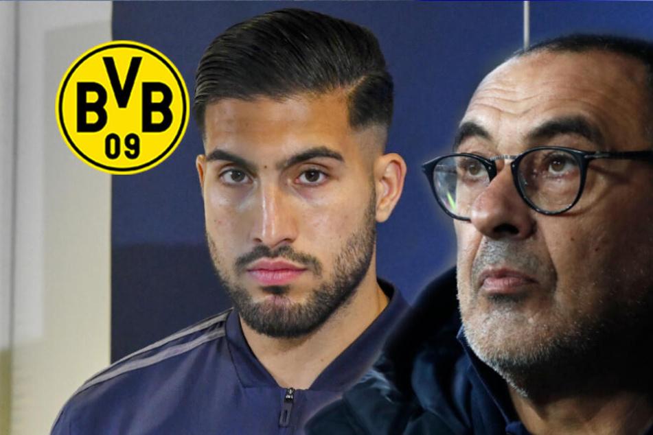 Juve-Trainer packt aus: Darum spielte BVB-Neuzugang Emre Can bei ihm keine Rolle!