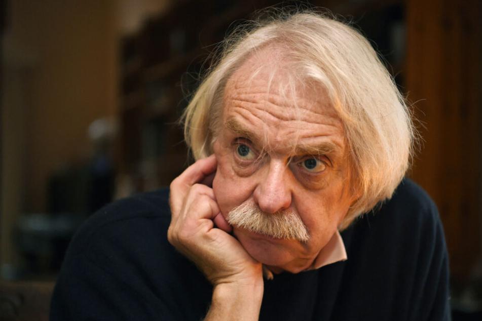 Profiler und Autor Axel Petermann (66).