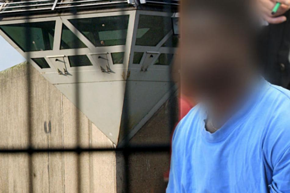 Eric X. (31) hatte eine Frau vergewaltigt und soll im Gefängnis Feuer gelegt haben. (Archivfoto)