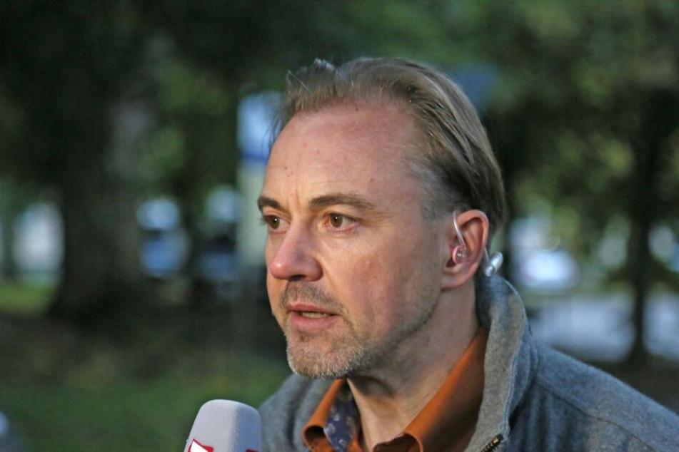 Taten aus dem linken Spektrum geschähen heimlich und geplant, so LKA-Sprecher Tom Bernhardt.