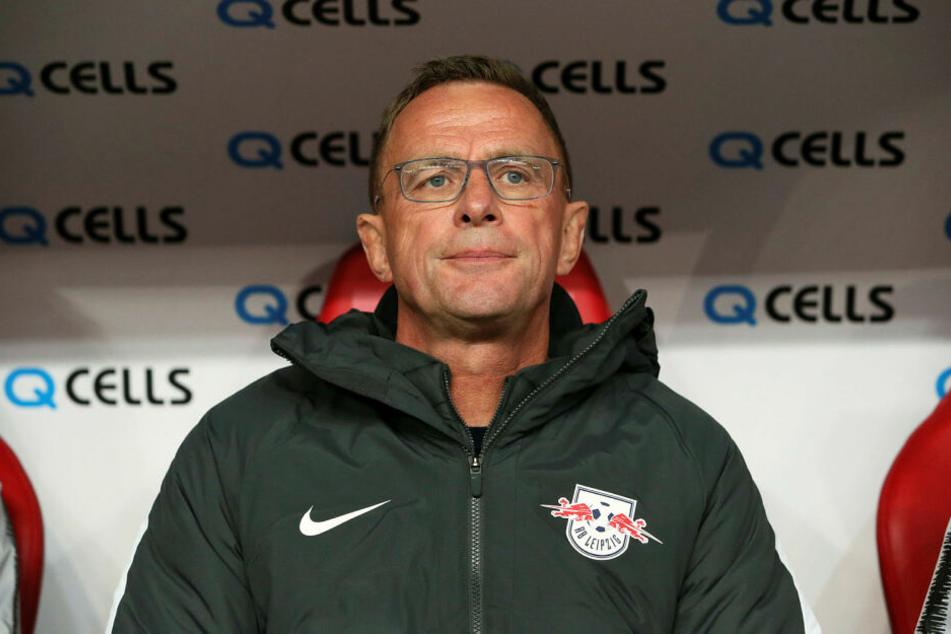 Ralf Rangnick coachte den VfB Stuttgart zuletzt von 1999 bis 2001, bewahrte die Schwaben dabei vor dem Abstieg und gewann den UI-Cup.