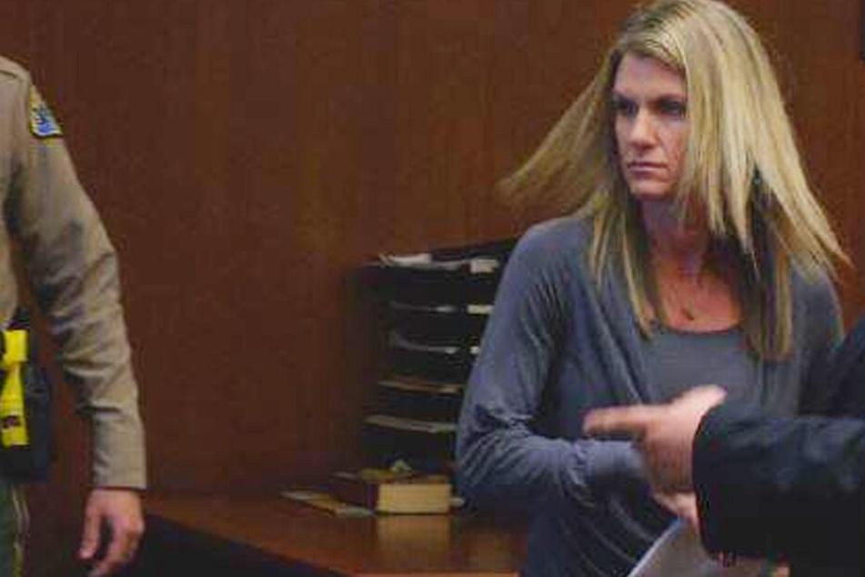 Coral Lyte (41) vor Gericht.