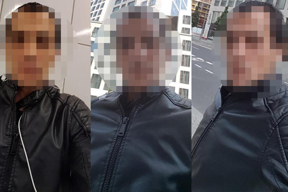 Die Polizei Berlin sucht nach diesem mutmaßlichen Einbrecher.