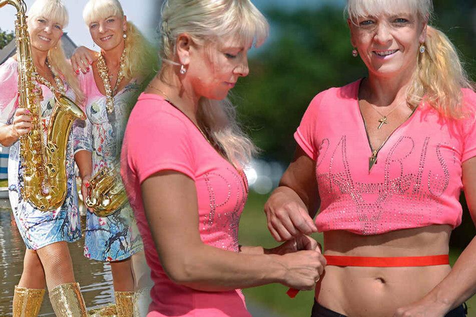 Dixie-Zwilling Claudia hat 12 Kilo abgespeckt: Das sind ihre Tipps