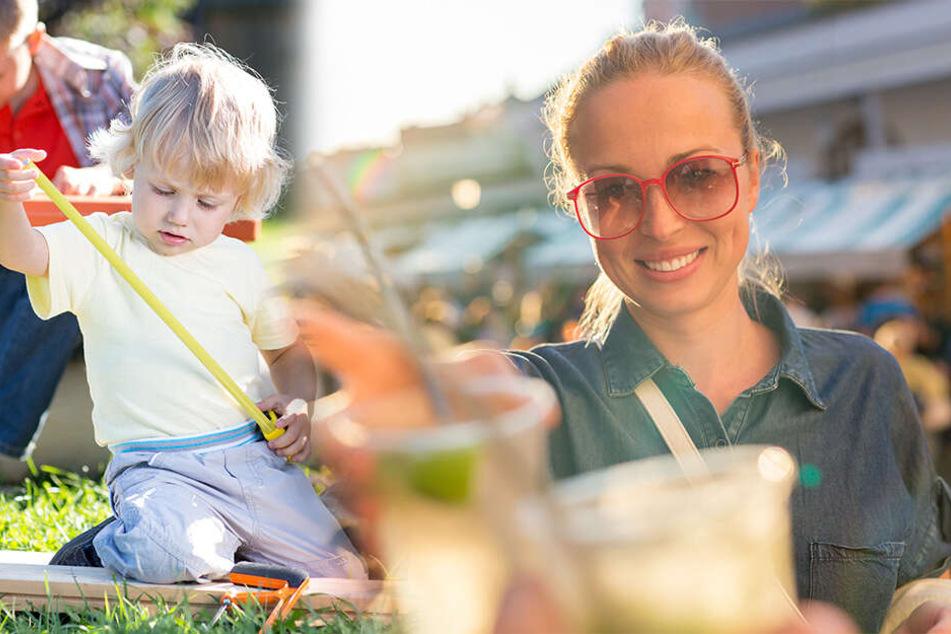 Noch einmal Sommer-Feeling: Acht Tipps für diesen Sonntag in Dresden und Umgebung