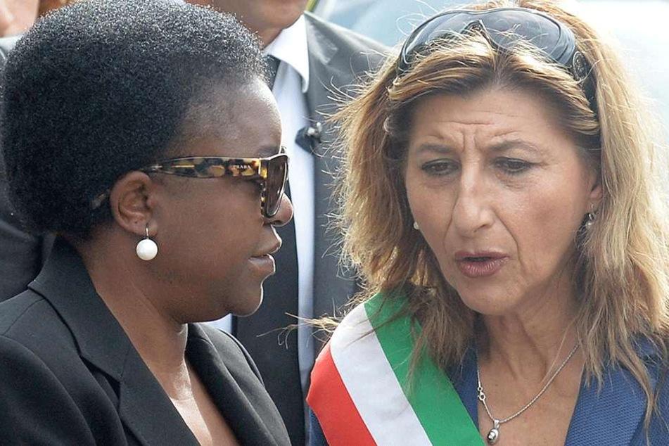 Die preisgekrönte Bürgermeisterin Giusi Nicolini (56) wurde abgewählt.