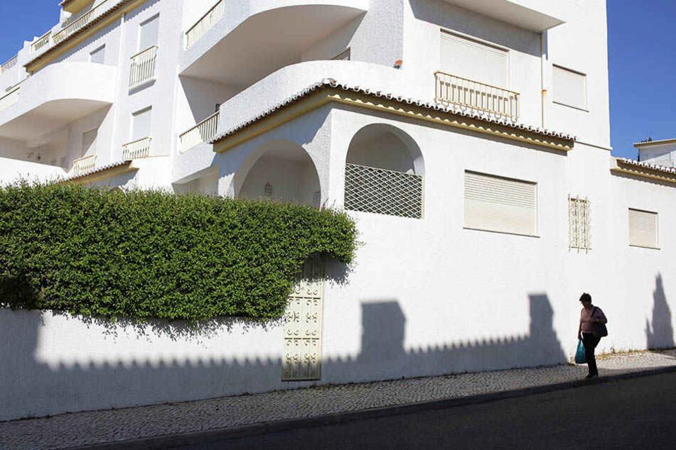 """Ein Apartment des """"Ocean Clubs"""" im portugiesischen Praia da Luz. Hier wohnte Familie McCann im Jahr 2007."""
