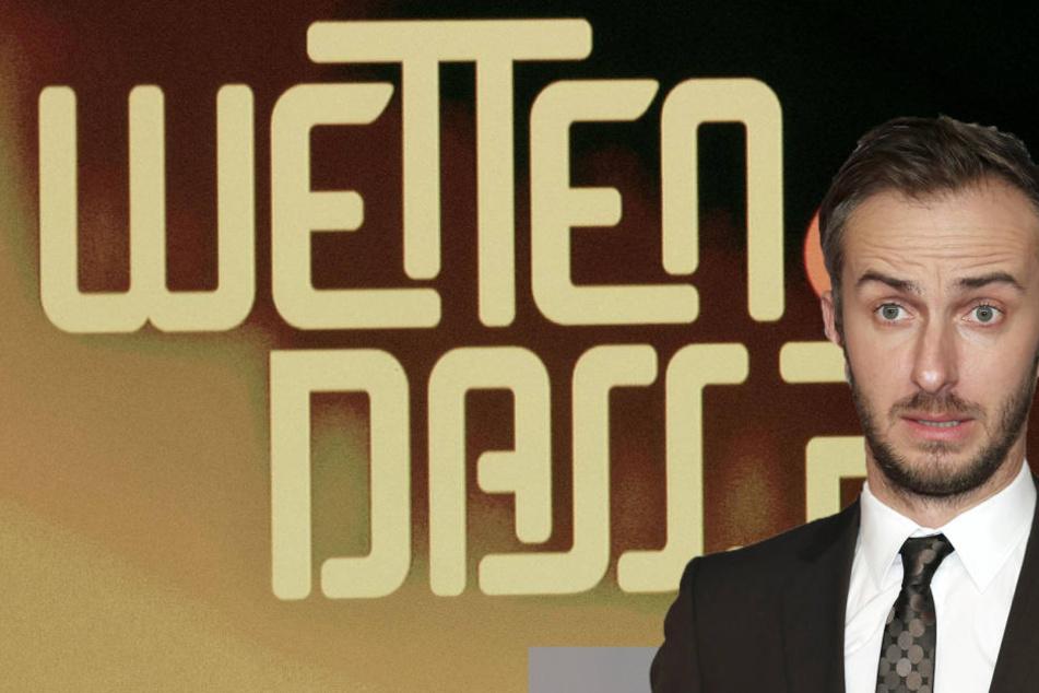 """Moderiert Jan Böhmermann bald den Samstagabend-Klassiker """"Wetten, dass..?""""."""