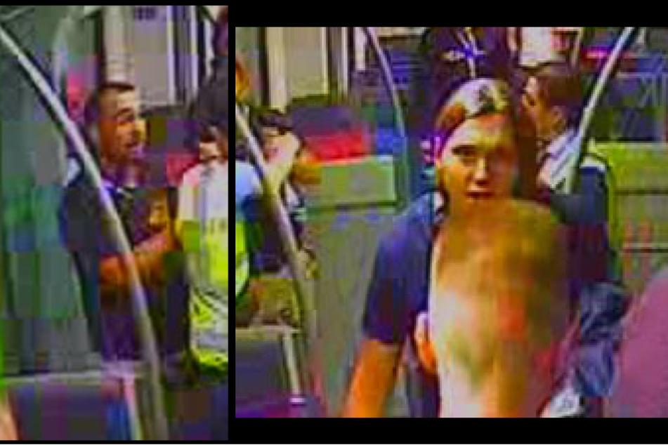 Gefährliche Körperverletzung und Diebstahl in S-Bahn: Wer erkennt das Trio?