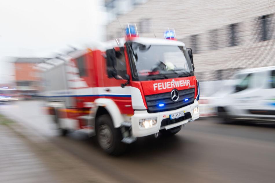 Verpuffung in München: Vater schleppt schwer verletzte Tochter (6) und Frau aus Wohnung