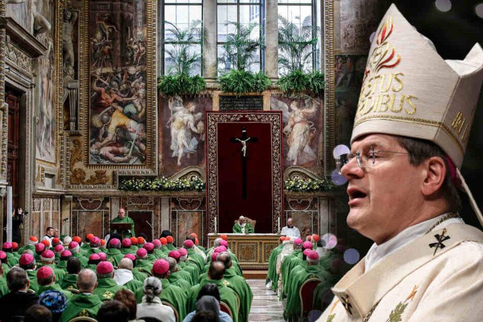 Kinder jahrzehntelang missbraucht: So läuft die Aufklärung in der katholischen Kirche