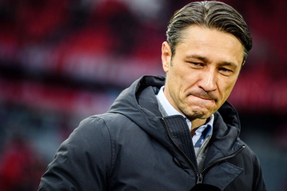 Bayern-Trainer Niko Kovac steht beim Rekordmeister unter Druck. (Archivbild)