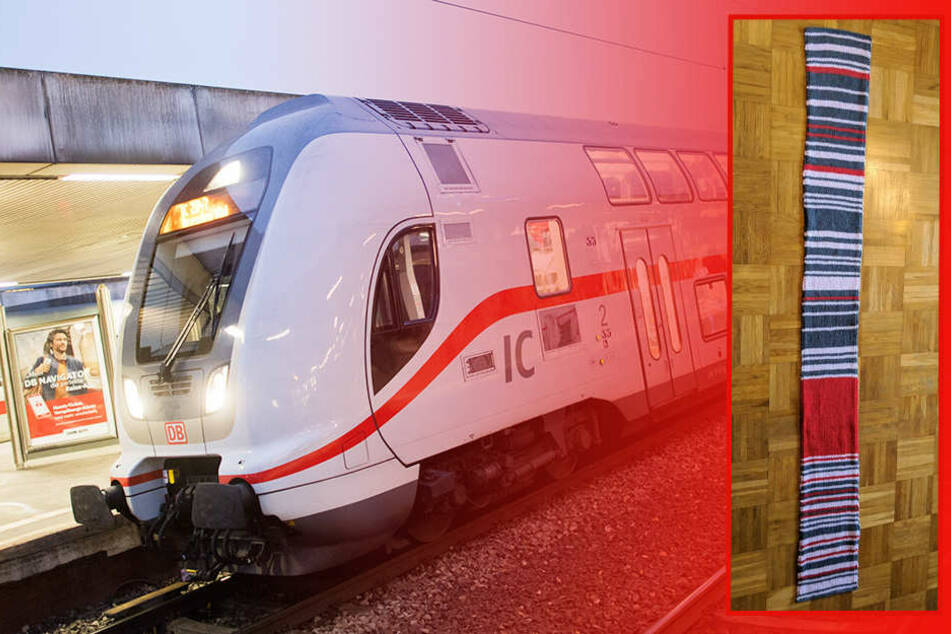 Pendlerin strickt Verspätungsschal: So unpünktlich ist die Deutsche Bahn wirklich
