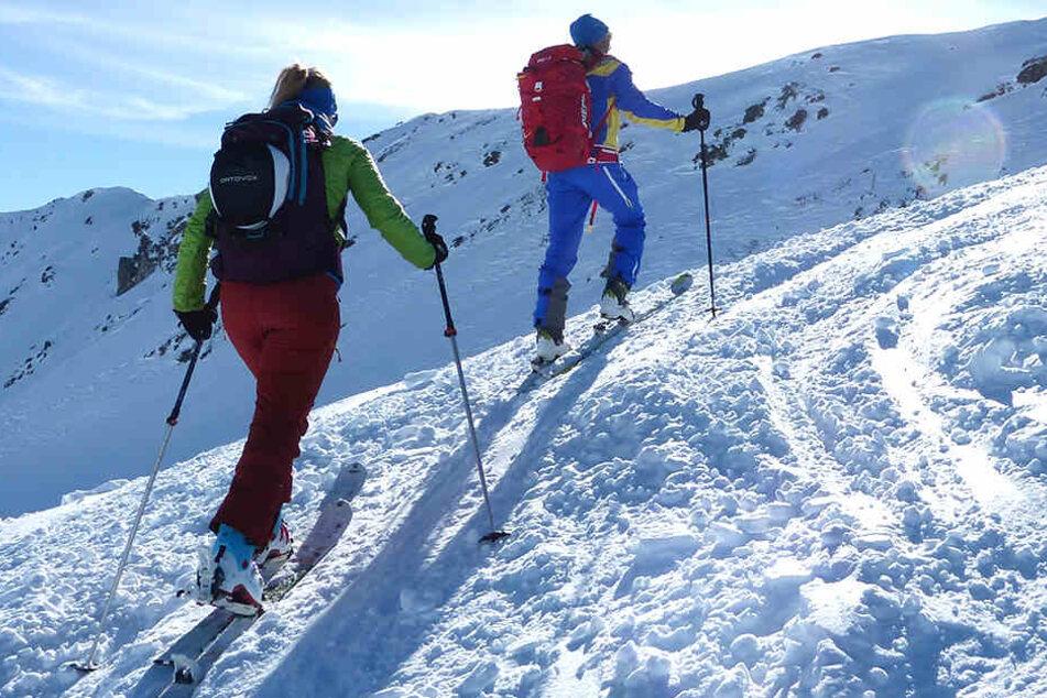 Bei einer Skitour verunglückte ein 54-Jähriger.