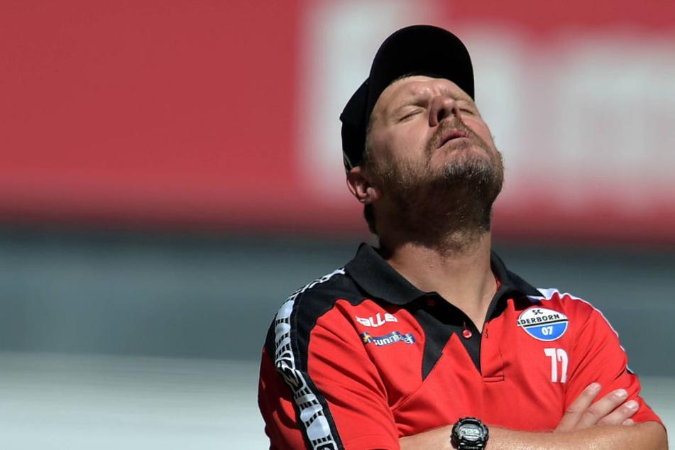SCP-Trainer Steffen Baumgart (46) freut sich auf die kommenden Saison.