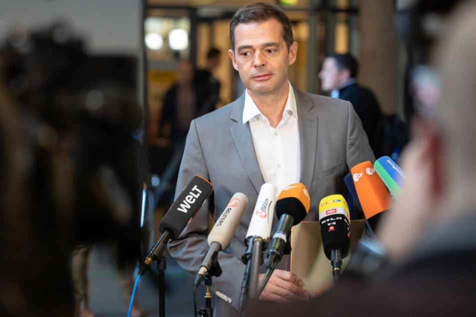 Mike Mohring tritt schon im März als CDU-Fraktionschef zurück