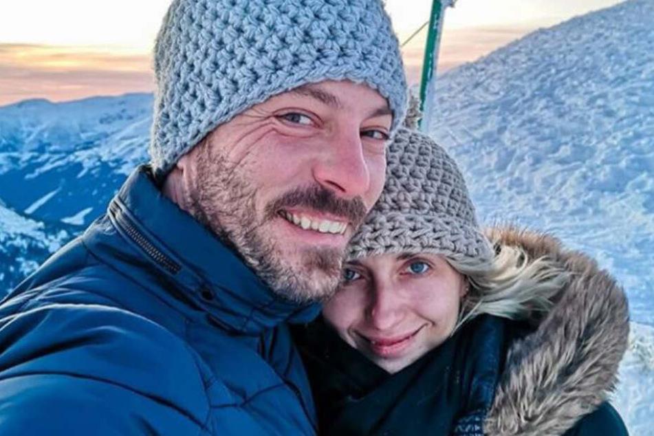 Eines der RTL-Traumpaare: Anna (29) und Farmer Gerald (33).