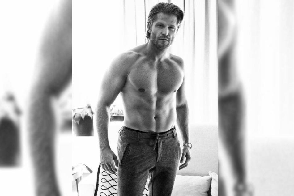 Paul Janke stellt seinen Körper auf seinem Instagram-Profil gerne zur Schau.