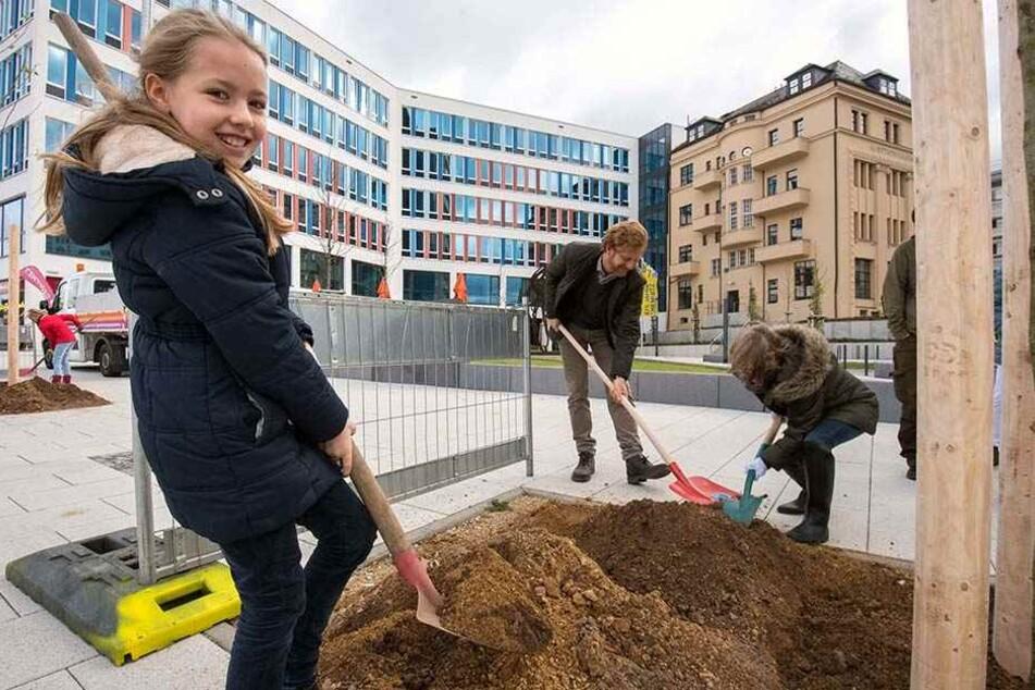 Chemnitz: Bahnhofstraße wird zur grünen Allee