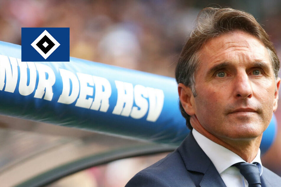 Ex-Trainer Bruno Labbadia zeigt dem HSV die kalte Schulter