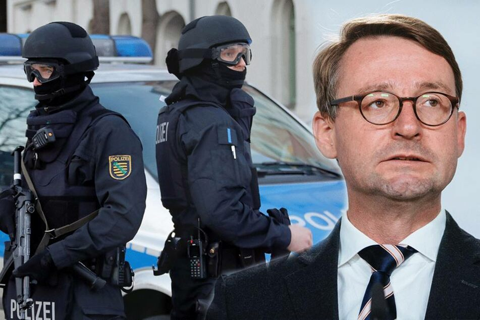 Kontakverbot und E-Mail-Sperre: Staatsregierung schottet Polizei vor Landtags-Abgeordneten ab