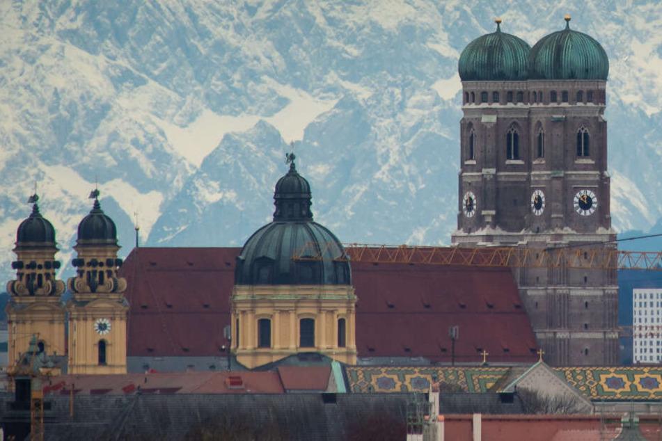 Das Wetter in München und dem restlichen Freistaat lädt zu Ausflügen ein.