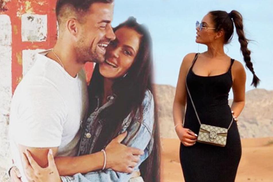 Kurz nach dem Finale von Promi Big Brother wirkten die beiden noch happy, nur wenige Wochen später folgte das schmerzhafte Liebes-Aus.