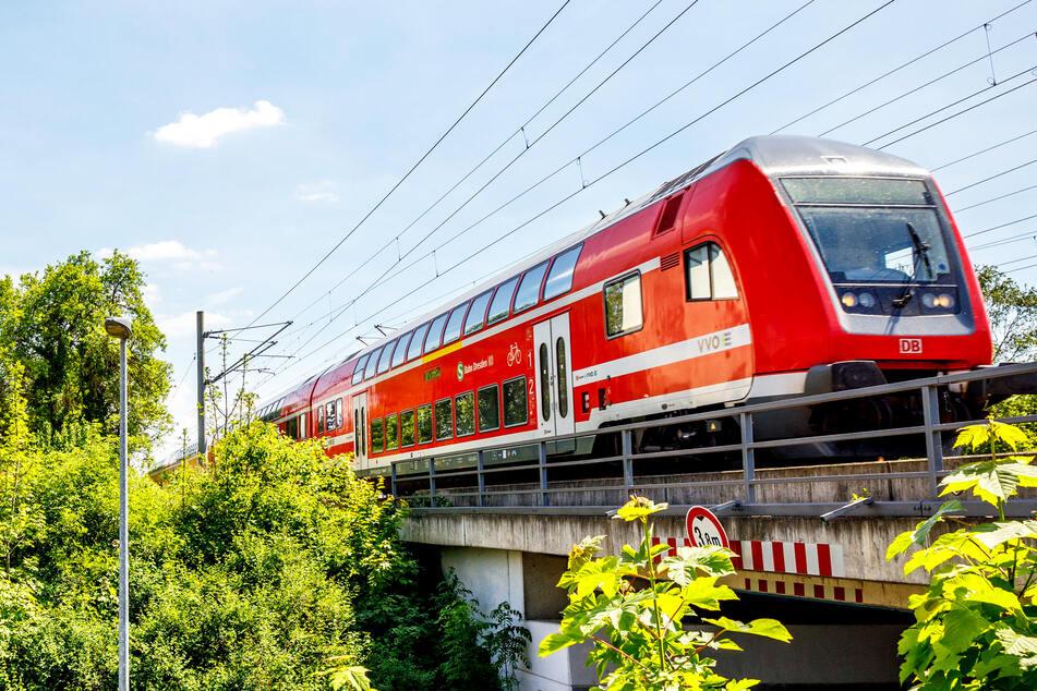 Vereinzelte S-Bahnen auf den Linien S1 und S2 fallen in dieser Woche nachmittags und abends aus.