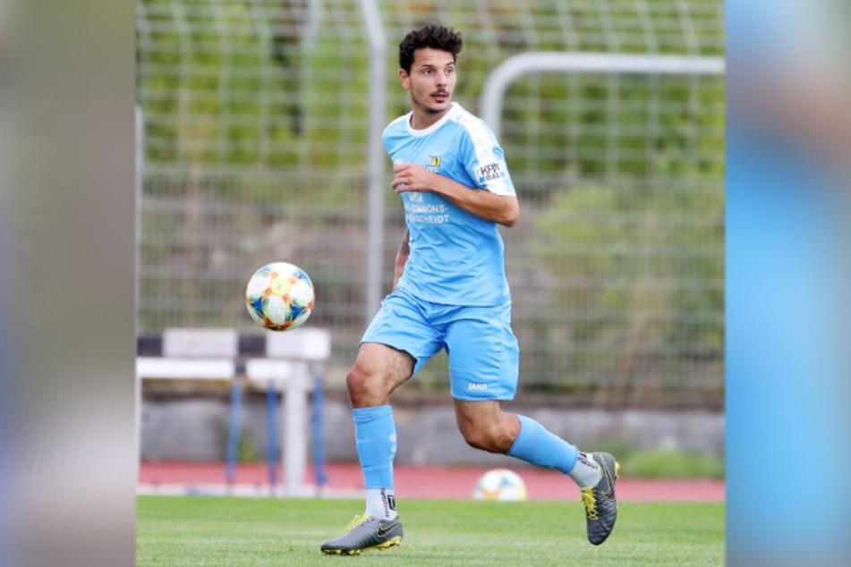 Er hat Champions League, Bundesliga und zweite Liga gespielt, jetzt kämpft er mit dem CFC in der dritten Liga um den Klassenerhalt: Philipp Hosiner.