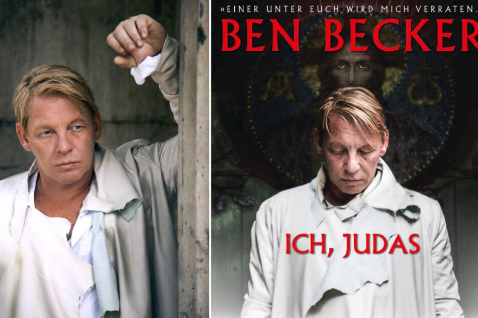 """Mit """"Ich, Judas"""" steht Ben Becker in diesem Jahr bundesweit auf der Bühne."""